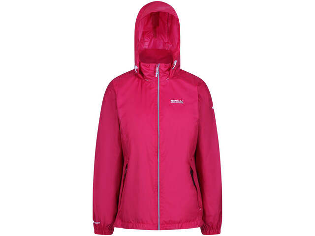Regatta Corinne IV Waterproof Shell Jacket Women, dark cerise